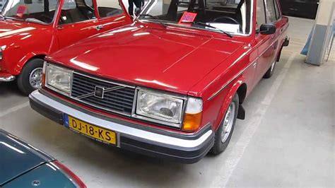 volvo  gl ba automatic  walkaround  classic car auction youtube
