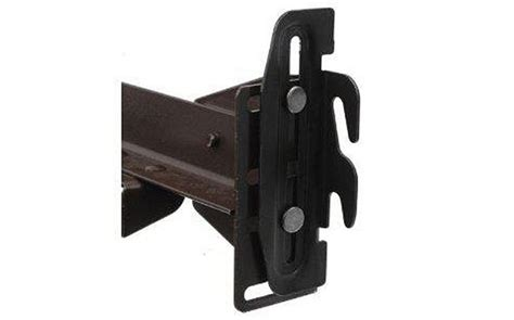 mounting brackets for headboards hook plate conversion adapter kit bolt on frame hook