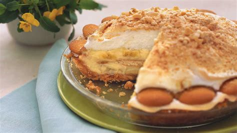 country style banana pudding banana pudding pie fashioned pies cobblers recipes