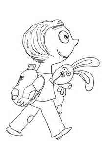 knuffle coloring page supercoloring com
