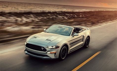 ford 2019 model year 2019 ford mustang what s new for the model year