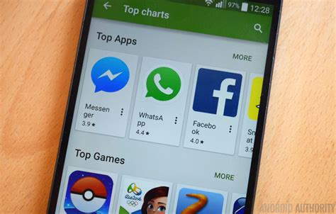 mobile themes play store play store finally has separate charts for apps and games
