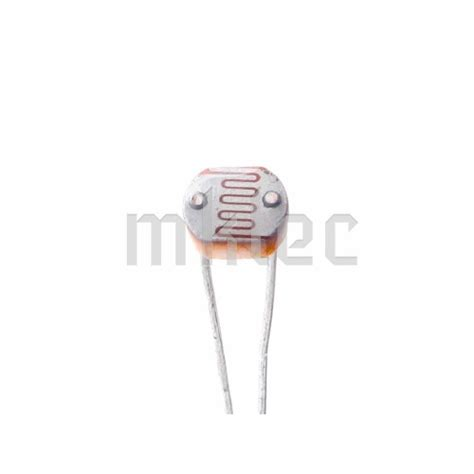 what are ldr resistors used for gl5516 ldr light dependent resistor