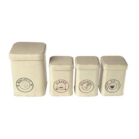 contenitori cucina linea contenitori cucina in latta smaltata coincasa