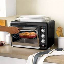 Cooks Brand Toaster Oven Food Network Countertop Convection Oven Rotisserie