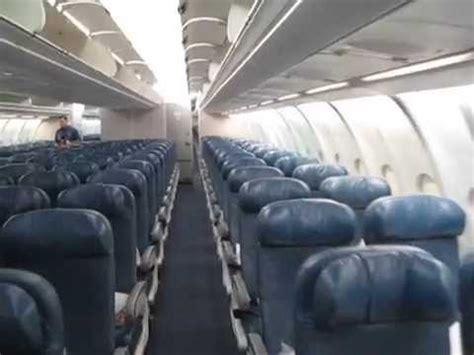 delta airbus a330 300 economy comfort delta airlines a330 300 cabin walkthrough tour detroit