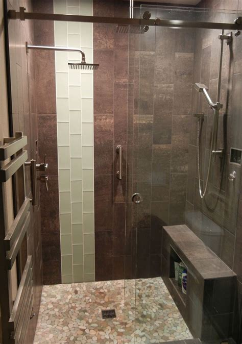 30 Best Walk In Showers Ideas Decoration Goals Page 3 Shower Designs For Bathrooms