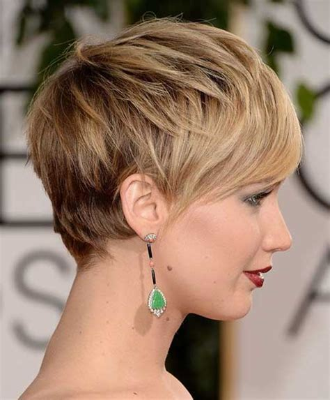 side and front view short pixie haircuts 35 pixie hair styles pixie cut 2015