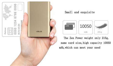 Sale Original Asus Zenpower Powerbank Power Bank 10050mah Jv511 asus original zenpower 10050mah mobile power bank for