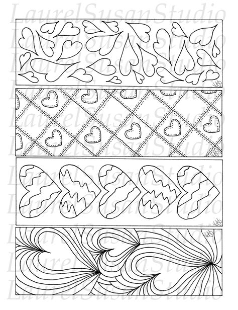 printable bookmarks you can color 8 best images of flower bookmark printable coloring pages