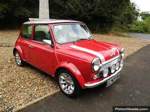 2000 Mini Cooper Sport Used All Mini Classics Cars For Sale With Pistonheads