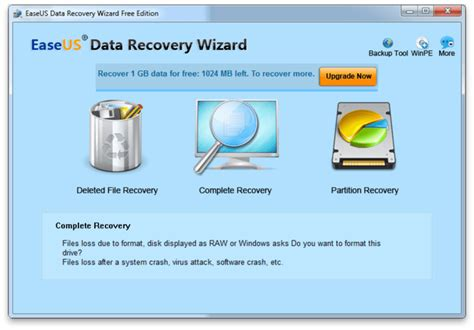 easeus data recovery software free download full version key top 10 file recovery software for windows users