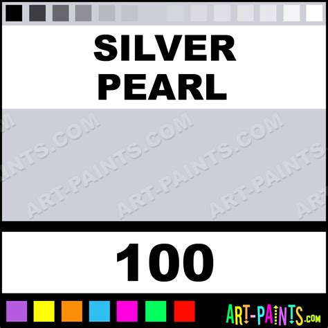 silver pearl metallic powders metal paints and metallic