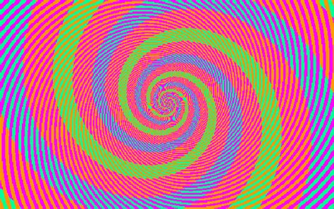complementary of pink complementary colors visual optical illusion weird optics