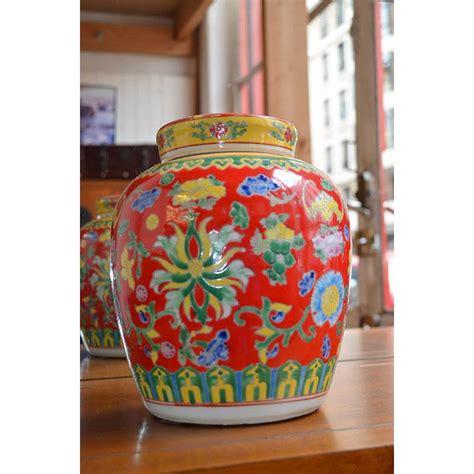 vase c 233 ramique de chine la d asie