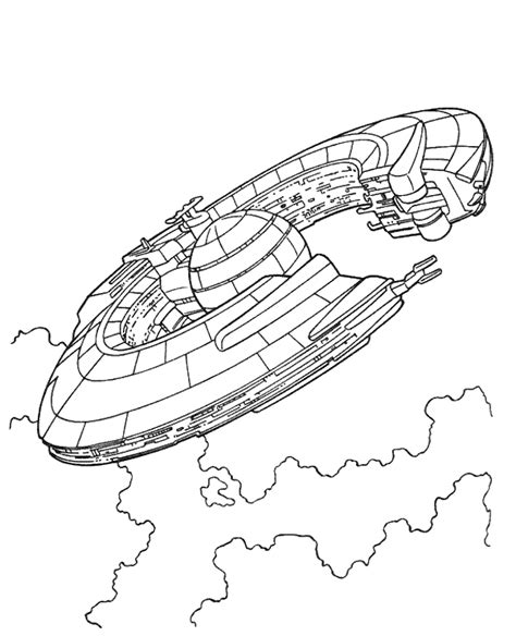 Spaceship Coloring Pages To Print by Wars Spaceship Coloring Sheet To Print Or