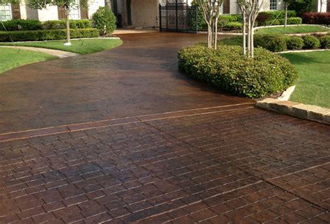 Stamped Concrete Design & Estimate   Concrete Craft