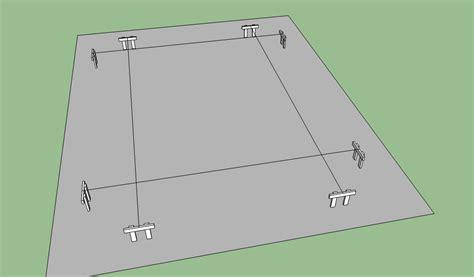 layout marking of building траншея под фундамент своими руками без экскаватора