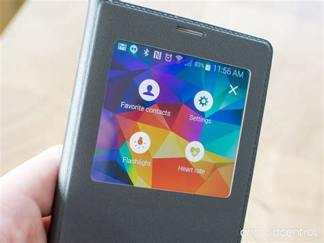 Flip Cover Kulit View Samsung Galaxy Note 4 N910 N 910 samsung s view flip cover for the galaxy note 4 android central