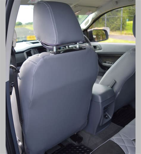2011 ford e350 seat covers ford ranger quilted tailored waterproof seat