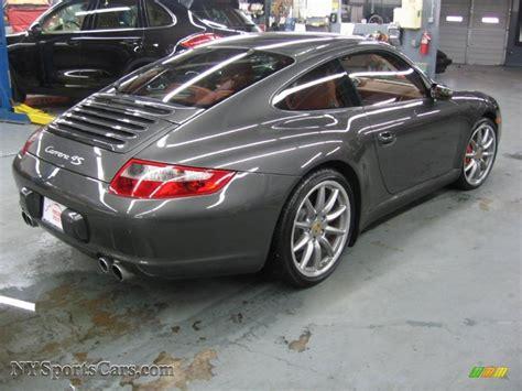 porsche slate gray 2007 porsche 911 carrera 4s coupe in slate grey metallic