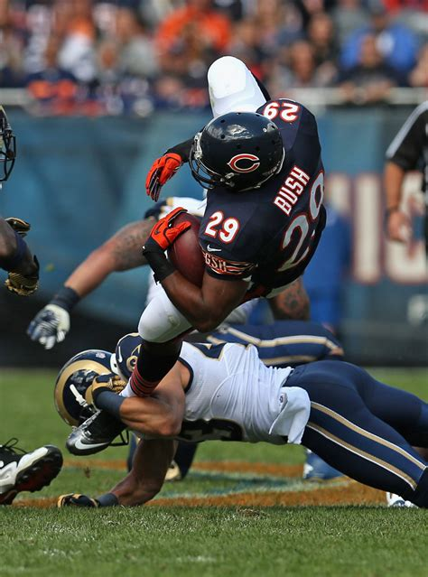 michael rams michael dahl photos st louis rams v chicago bears 1 of