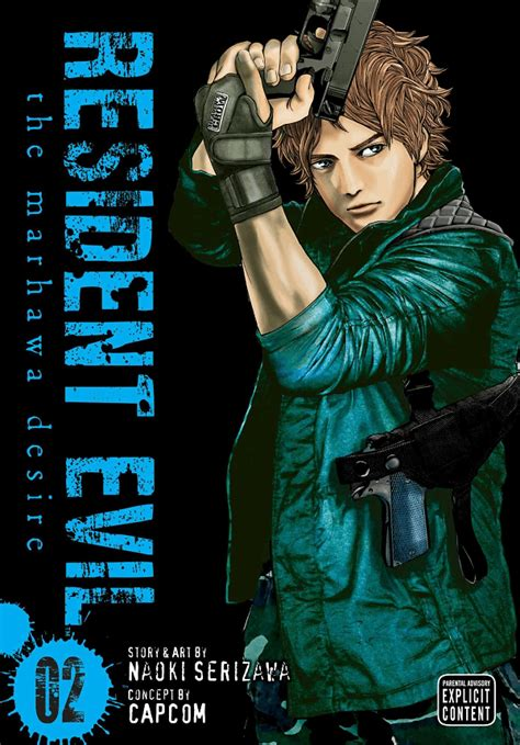 resident evil the marhawa desire volume 2 review