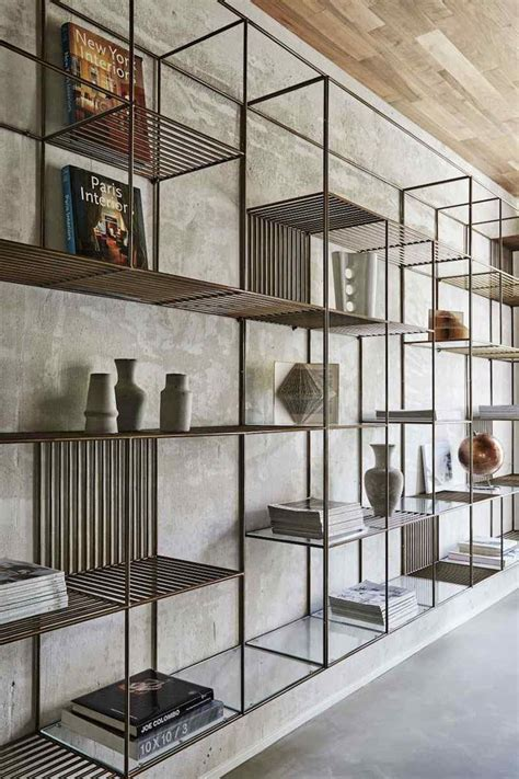 private c section uk les 25 meilleures id 233 es concernant etagere bois metal sur