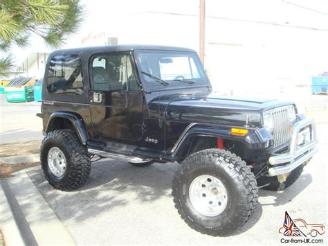 1988 Jeep Wrangler Transfer 1988 Jeep Wrangler 350 V 8 4x4 Lifted Other Yj