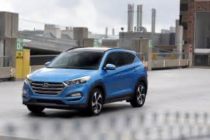 Hyundai Tucson 2017 Hyundai Tucson Reviews And Rating Motor Trend