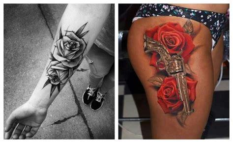 Imagenes De Tatuajes De Rosas Para Mujeres | fotos de tatuajes de rosas para mujeres ideas de tatuajes