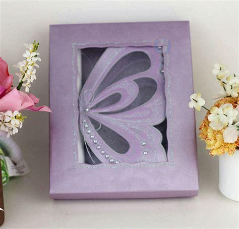 Purple Eleganter Y Party Wedding Invitations With