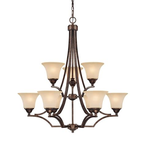 Country Chandeliers Capital Lighting 4029rt 107 Towne Country 9 Light Rustic Chandelier