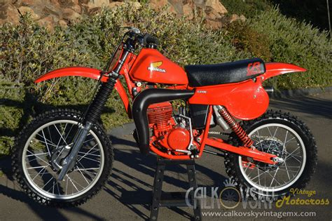 old motocross bikes 1980 honda cr250 car interior design