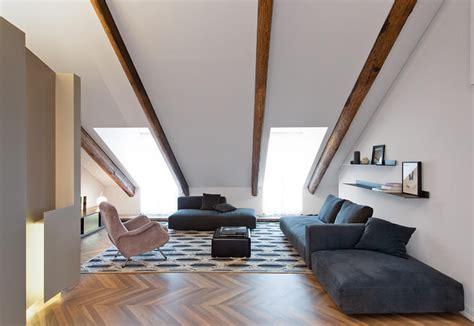 come arredare una mansarda in legno di design nuove tendenze interni ed esterni fyhwl