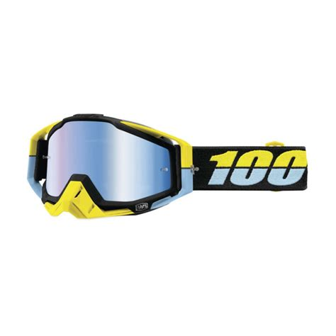 Goggle100 Racecraf 100 racecraft goggle features outriggers helping to achieve pe