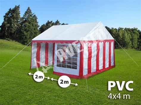Pvc Pavillon by 4 X 4 M Partyzelt Pvc Bestpreisgarantie