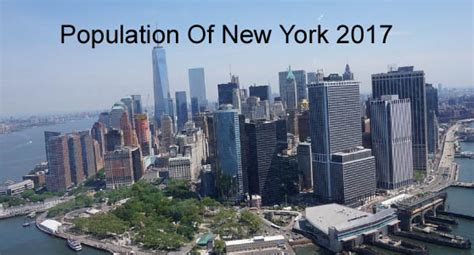 new york city 2017 population of new york 2017