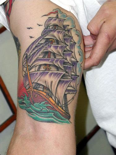 ship tattoos group picture image by tag