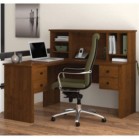 bestar somerville l shaped desk with hutch bestar somerville l shaped desk with hutch in tuscany