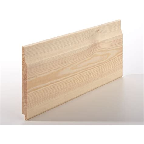 Redwood Shiplap Cladding by Redwood Rebated Shiplap 19 X 125mm X 1 0m