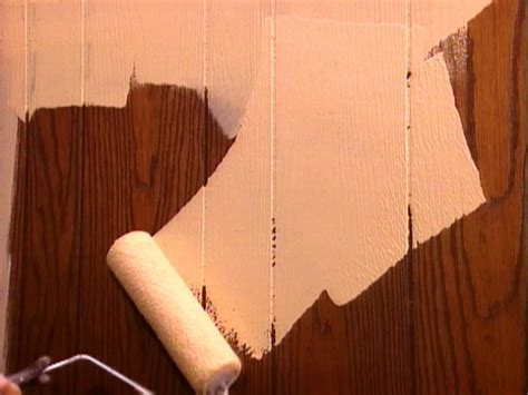 can you paint wood paneling how to paint over paneling how tos diy