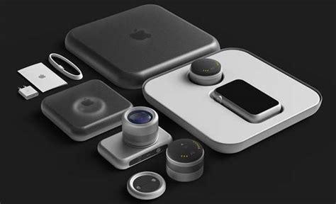 icamera   apple inspired concept mirrorless camera