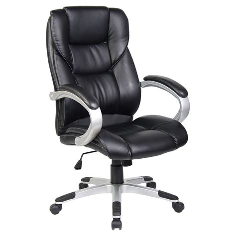 executive desk chair leather high back luxury executive office chair leather computer
