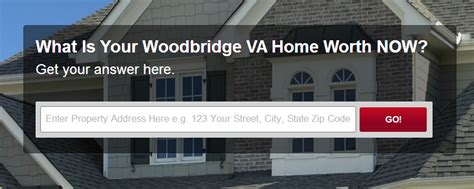 find out what your woodbridge va home is worth