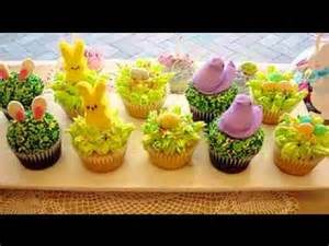 decorating ideas for easter cupcakes youtube