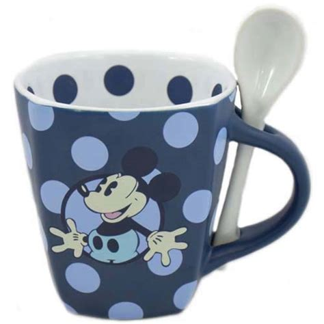 Mug Souvenir Polkadot your wdw store disney mug coffee cup mickey mouse