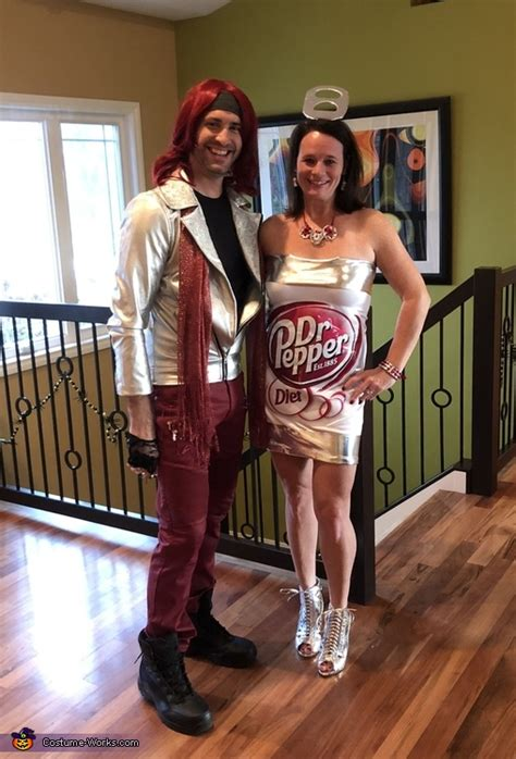 lil sweet  diet dr pepper costume