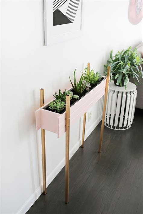Cost To Build A Modern Home best 25 diy plant stand ideas on pinterest plant stands