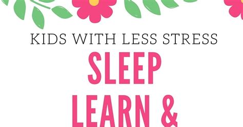 less sleep is better kidlutions solutions for